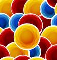 Circular pattern background vector