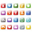 App icons background vector
