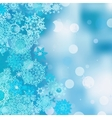 Christmas abstract bokeh eps 8 vector