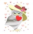 Love the owl vector