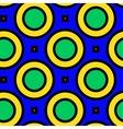 Colorful rectangular seamless ornament vector