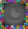 App icons border vector