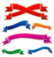 Ribbon tag 004 vector