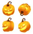 Halloweenpumpkin vector