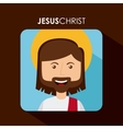 Jesus christ vector