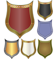 Backgrounds - shield vector