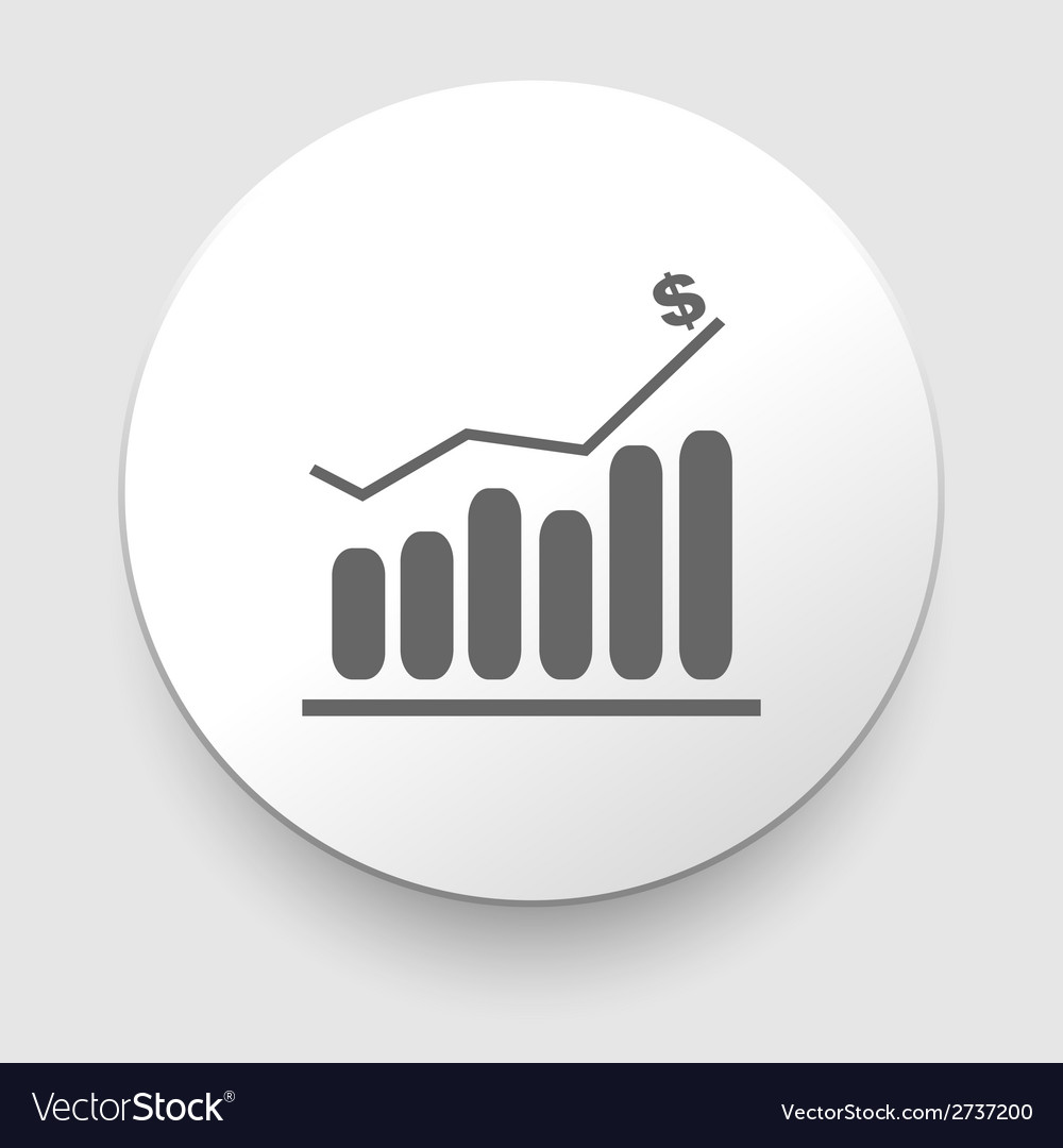 Business infographic icon - graphic vector | Price: 1 Credit (USD $1)