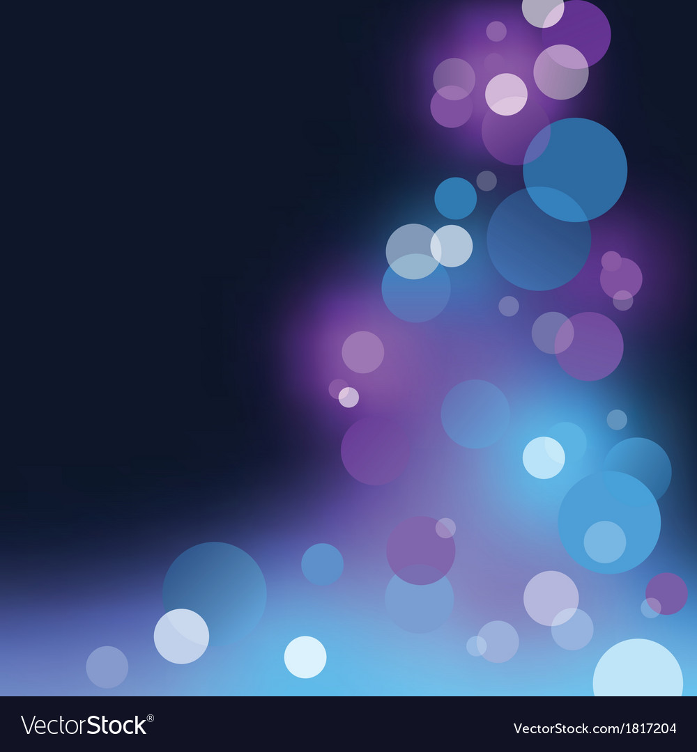 Abstract blurry light vector | Price: 1 Credit (USD $1)