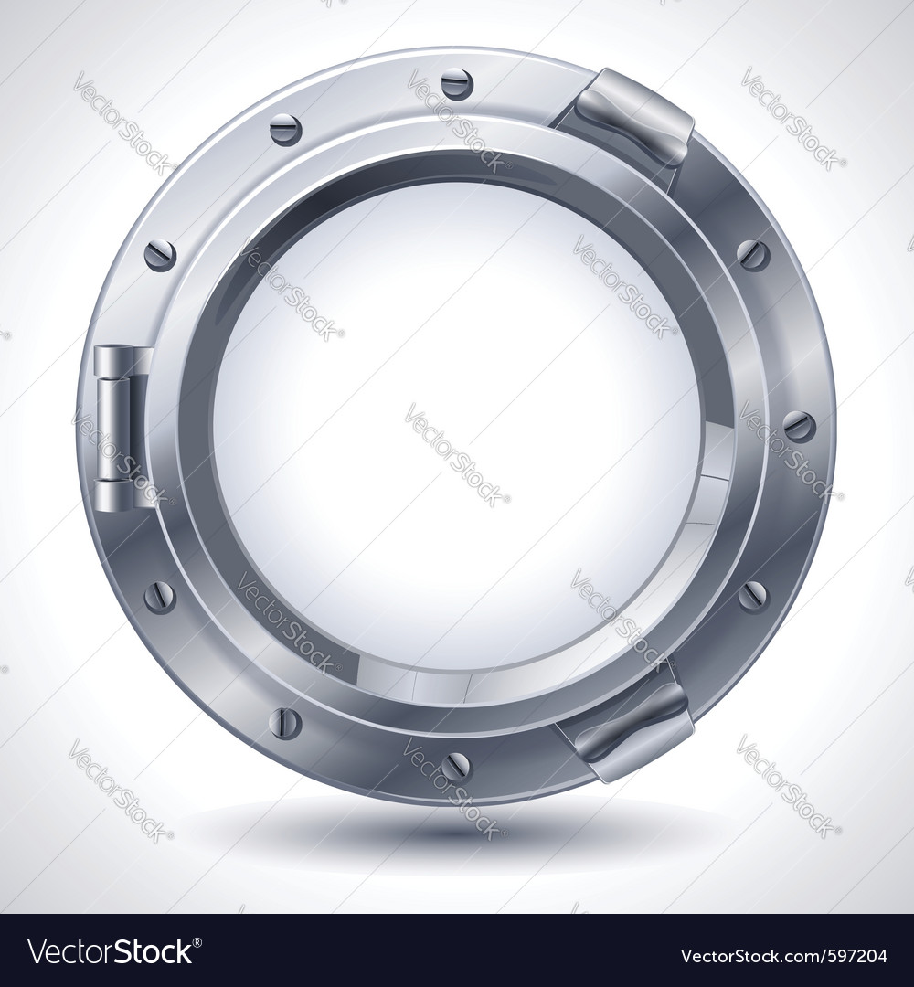 Porthole vector | Price: 3 Credit (USD $3)