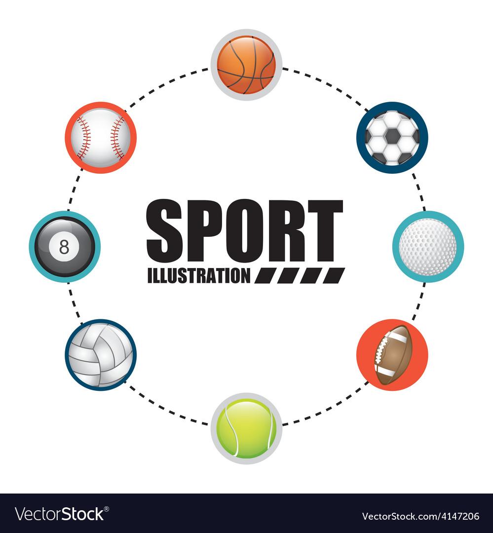 Balls sport vector   Price: 1 Credit (USD $1)