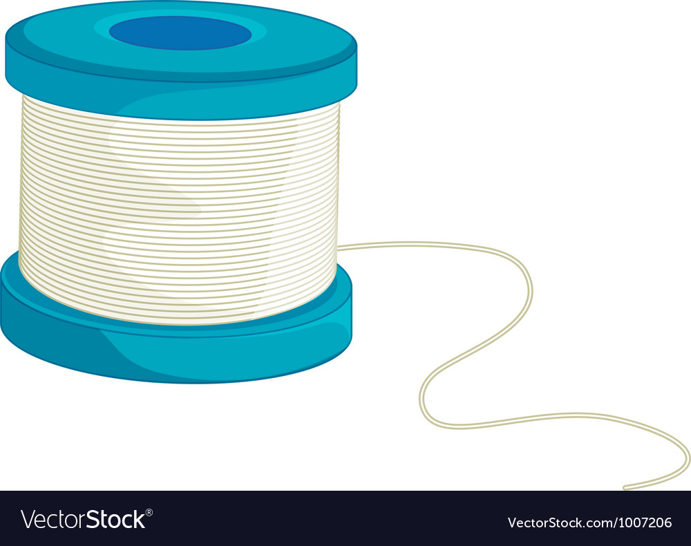 Thread spool vector | Price: 1 Credit (USD $1)