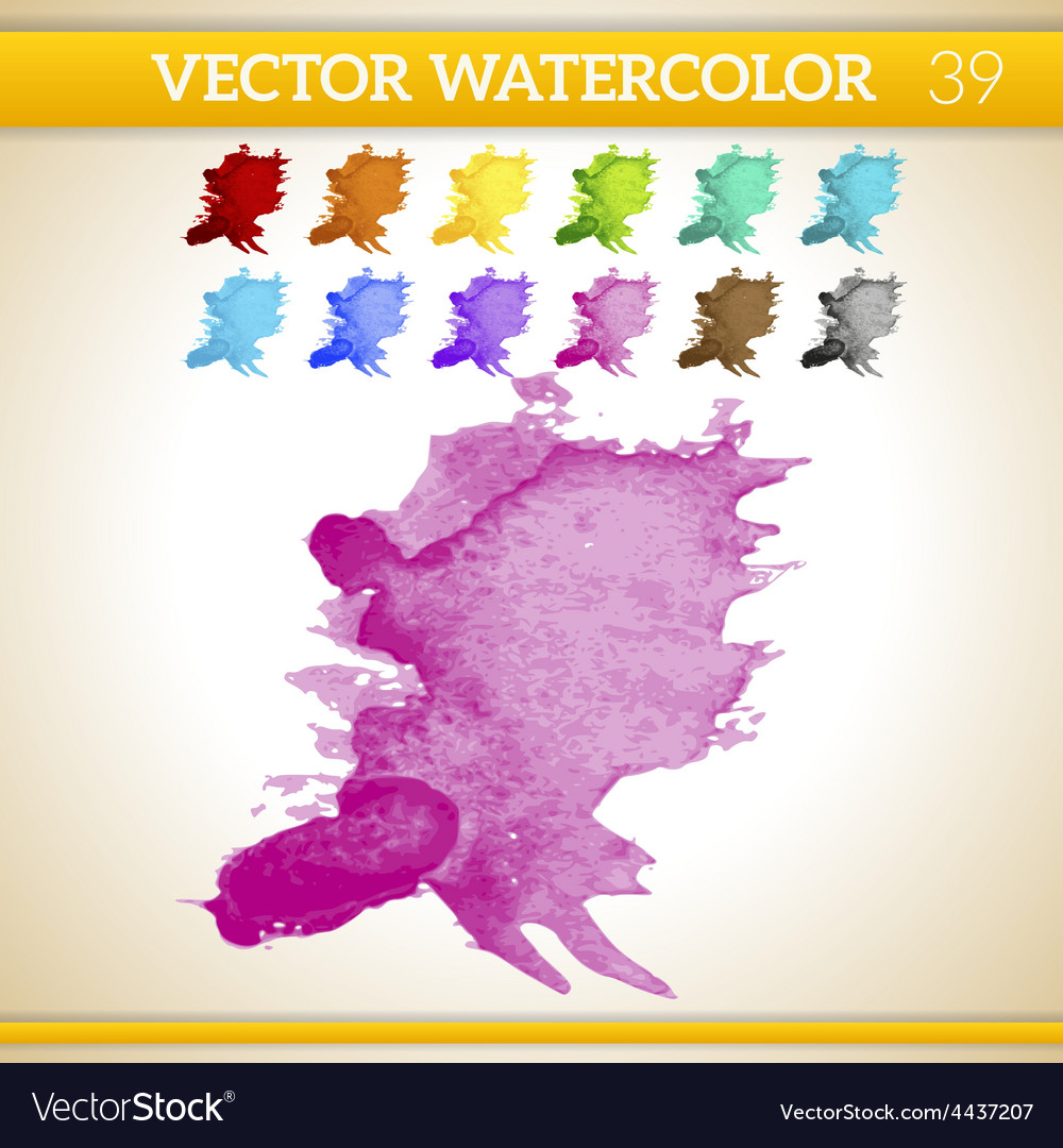 Water color texture vector   Price: 1 Credit (USD $1)
