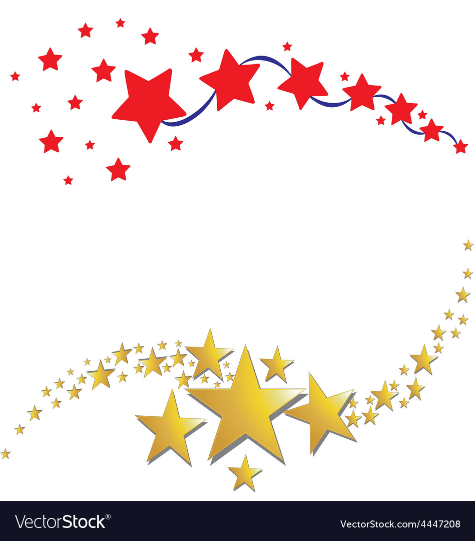 Star icon background vector | Price: 1 Credit (USD $1)