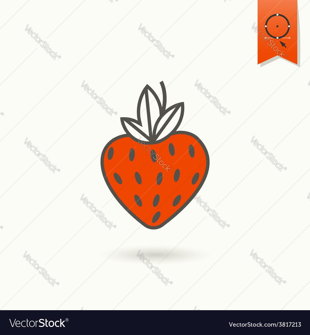 Happy valentines day icon vector   Price: 1 Credit (USD $1)