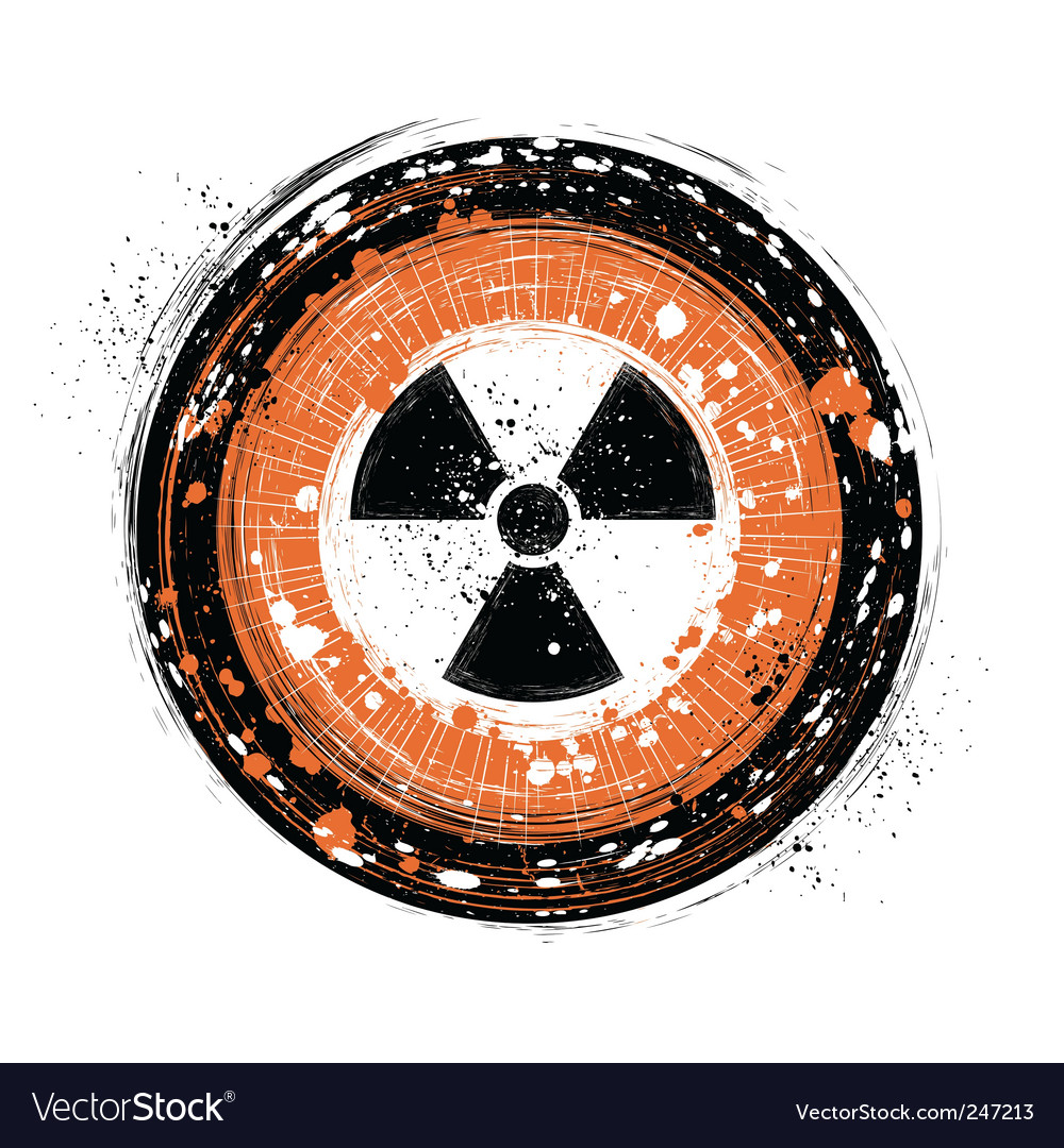 Radioactive background vector | Price: 1 Credit (USD $1)