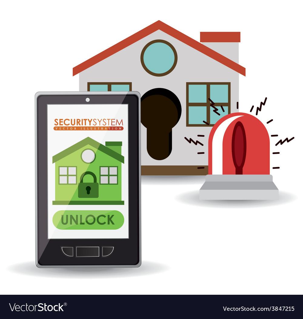 Security design vector | Price: 1 Credit (USD $1)