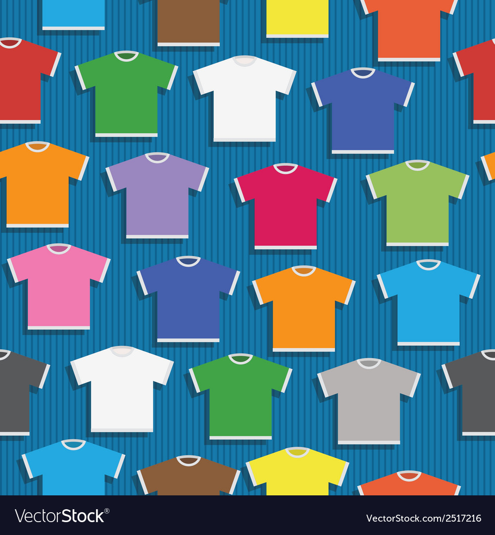 Tshirt pattern vector | Price: 1 Credit (USD $1)