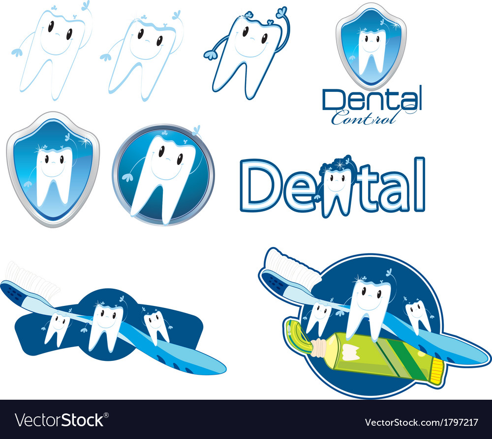 Dentist control vector | Price: 1 Credit (USD $1)