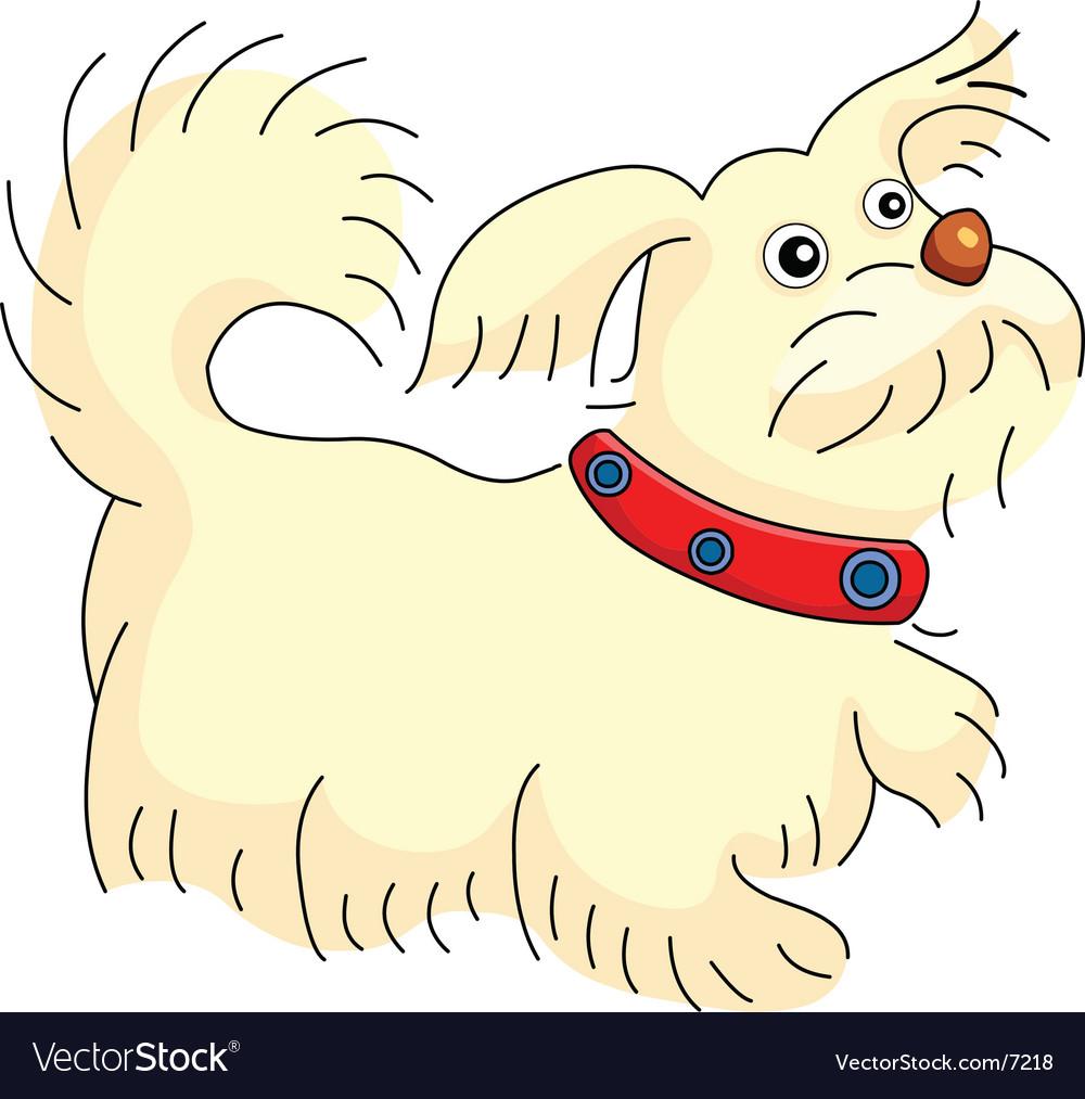 Dog vector | Price: 1 Credit (USD $1)