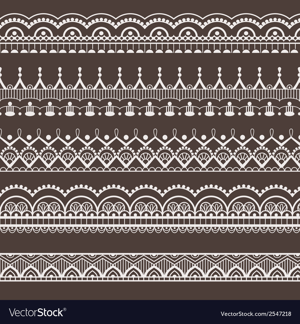 Lace ornaments borders vector | Price: 1 Credit (USD $1)