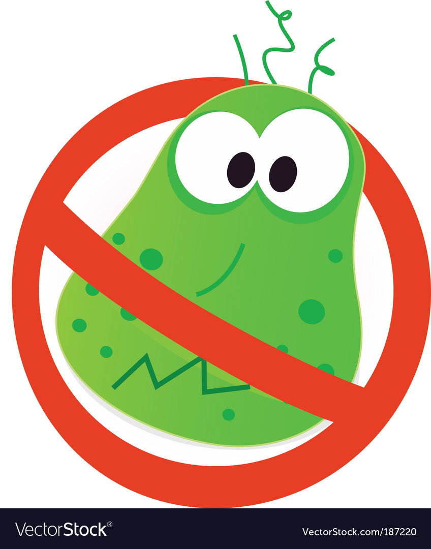 Stop virus vector | Price: 1 Credit (USD $1)