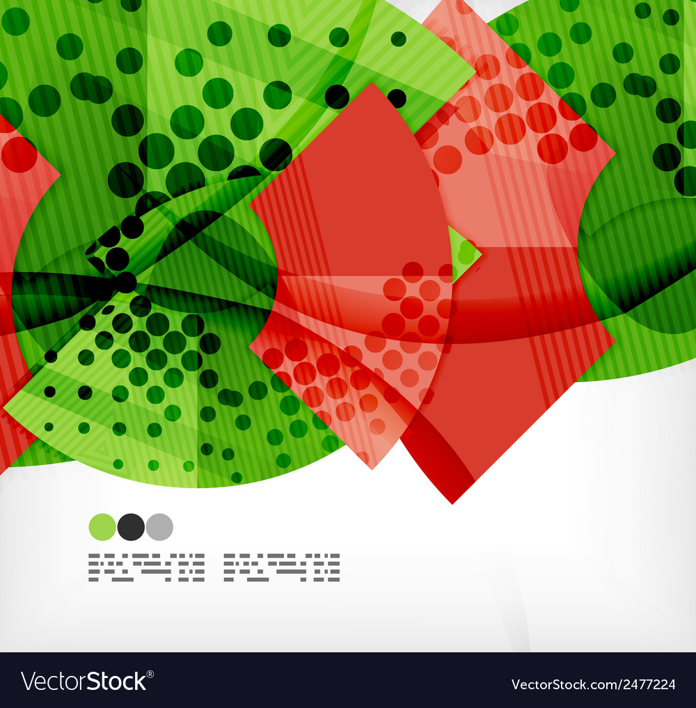 Semicircle geometric abstract background vector | Price: 1 Credit (USD $1)