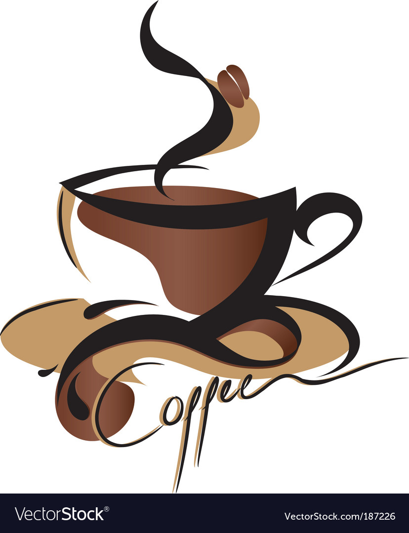 Coffee logo vector | Price: 1 Credit (USD $1)