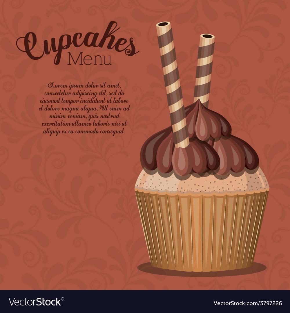 Desserts design vector   Price: 1 Credit (USD $1)