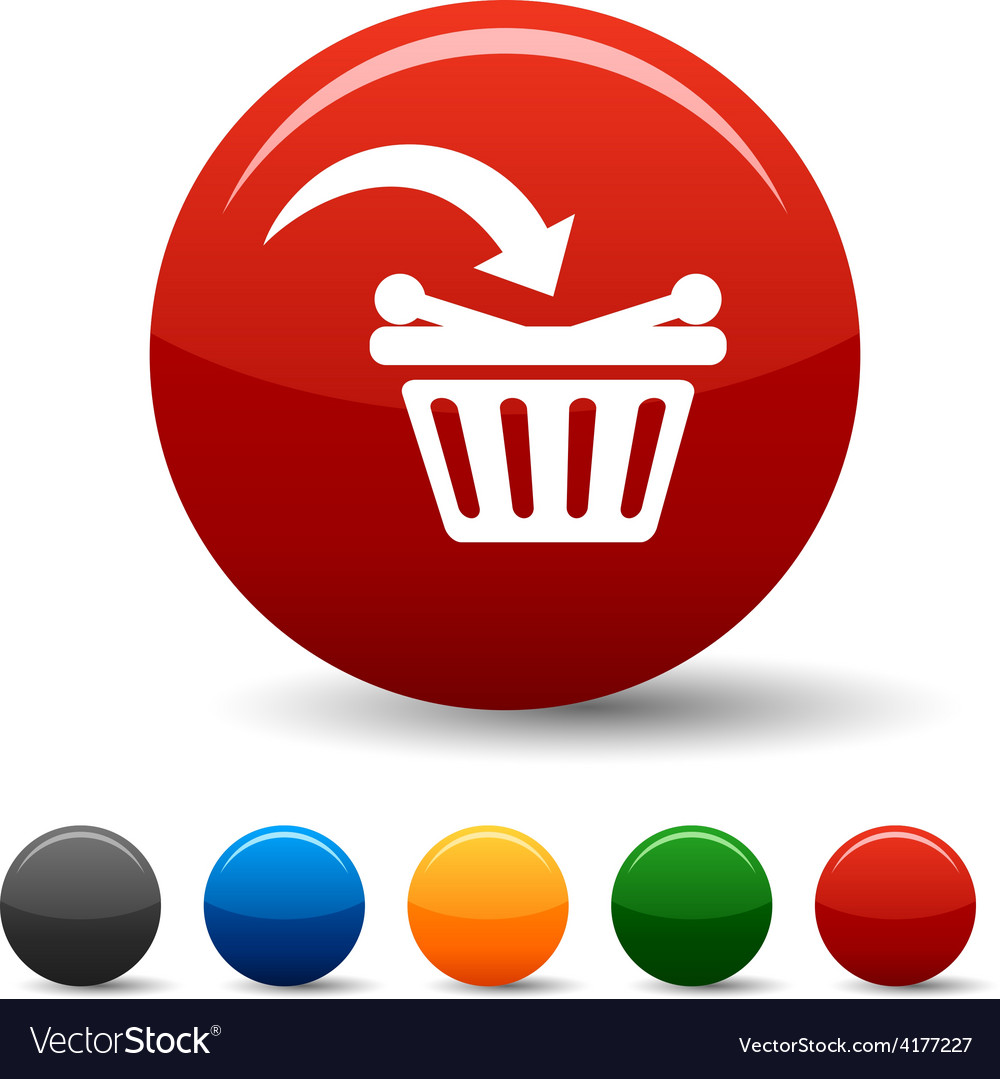 Buy icons vector | Price: 1 Credit (USD $1)
