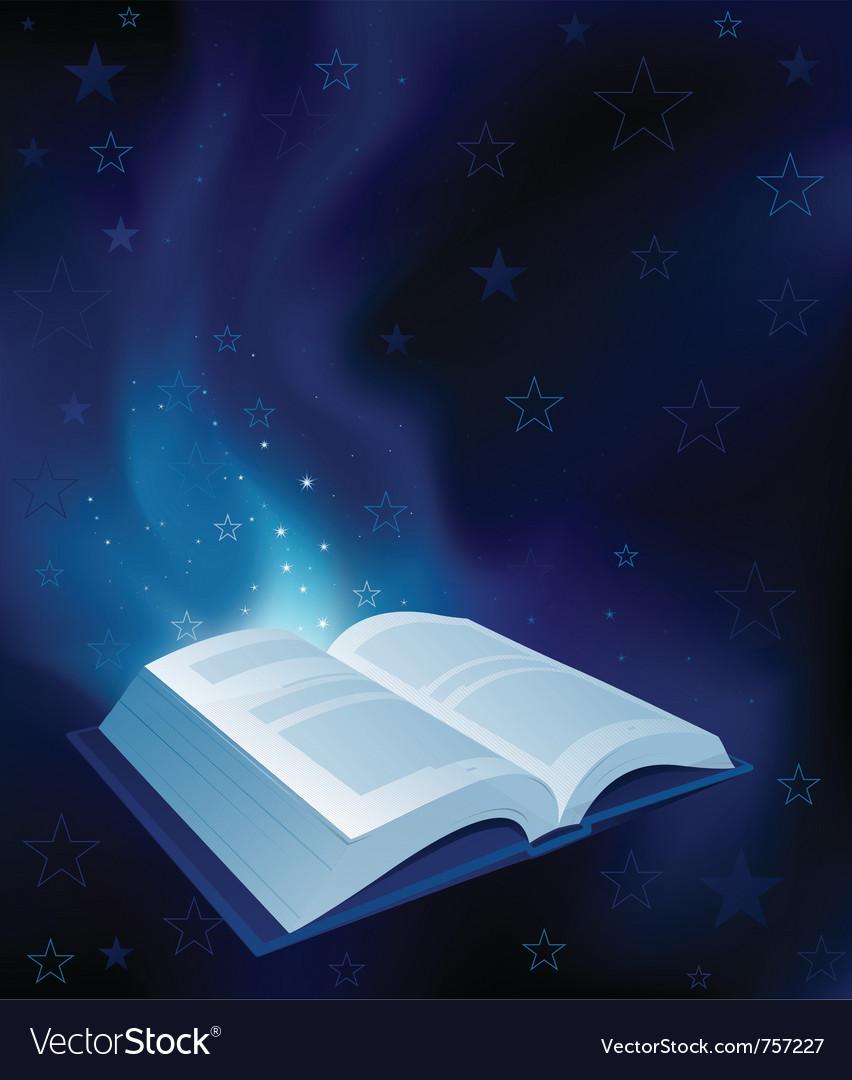Magic book vector   Price: 3 Credit (USD $3)