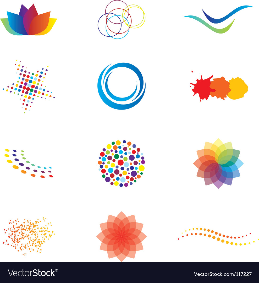 Symbols vector | Price: 1 Credit (USD $1)