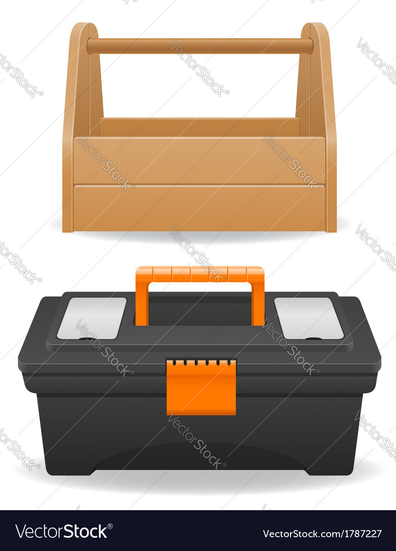Tool box 03 vector | Price: 1 Credit (USD $1)