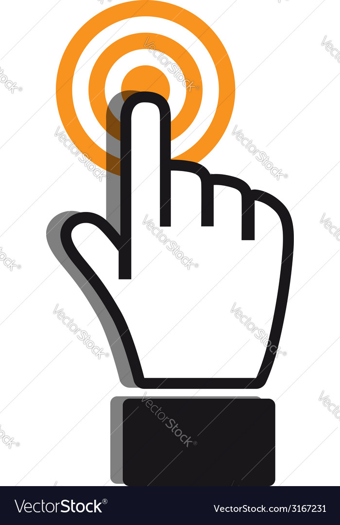 Achieving goal icon orange gray colors vector   Price: 1 Credit (USD $1)