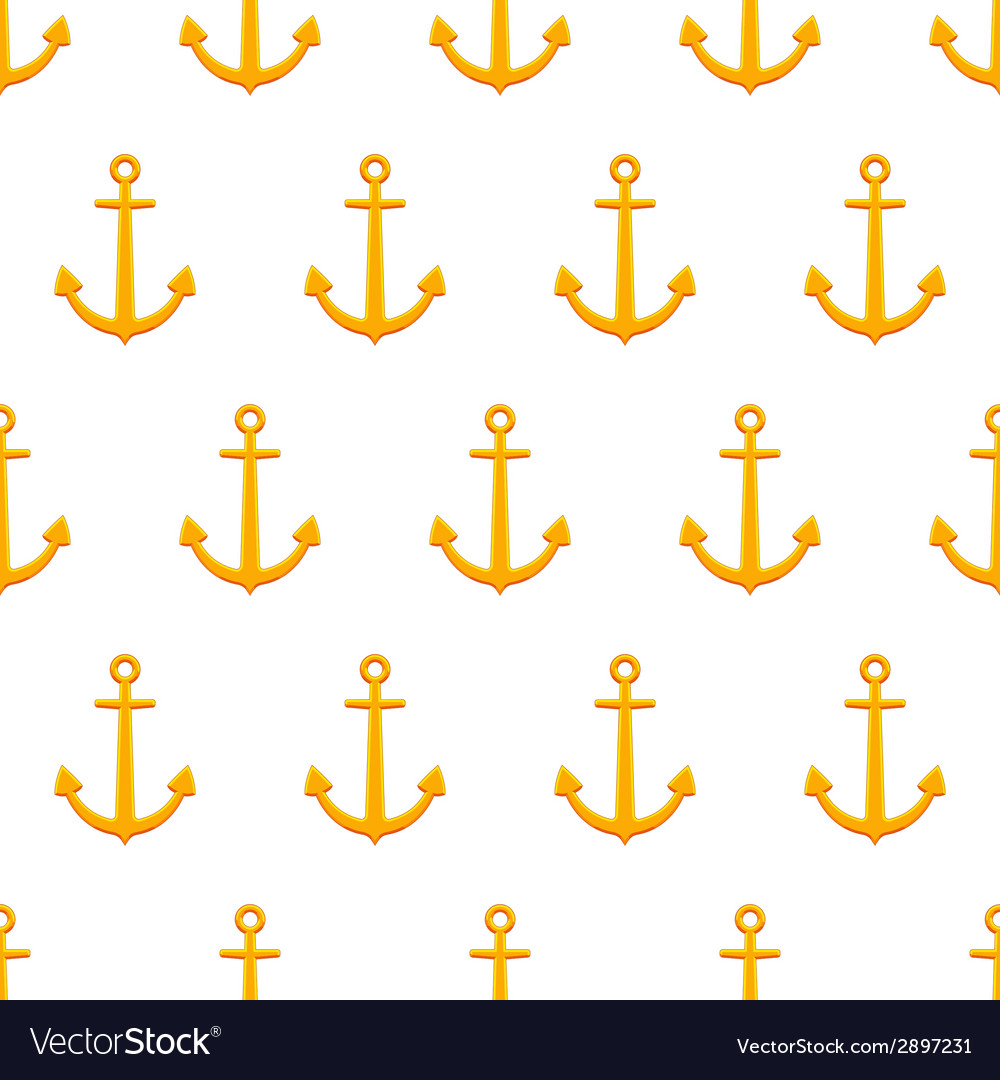 Anchor pattern vector | Price: 1 Credit (USD $1)