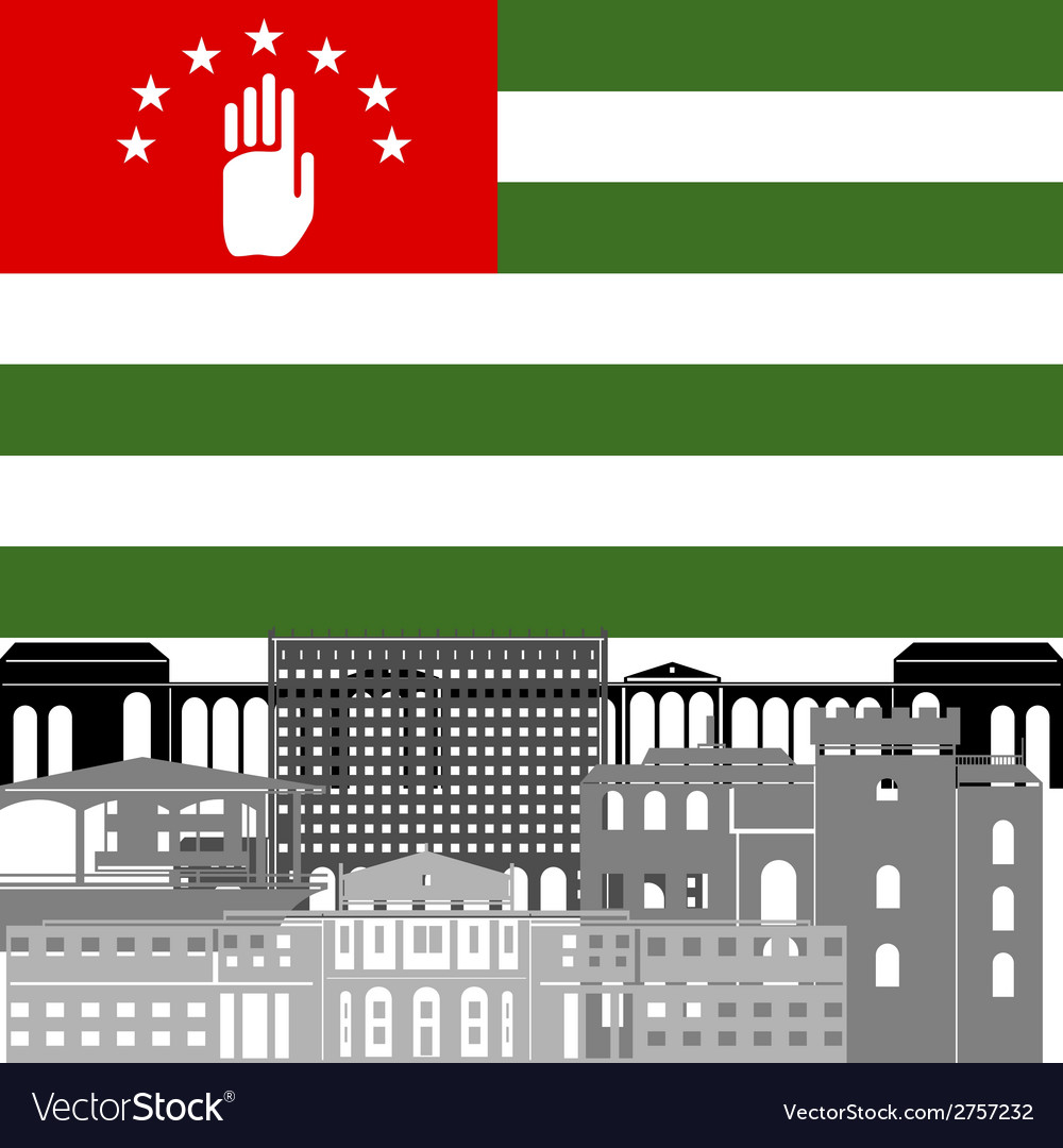 Abkhazia vector | Price: 1 Credit (USD $1)