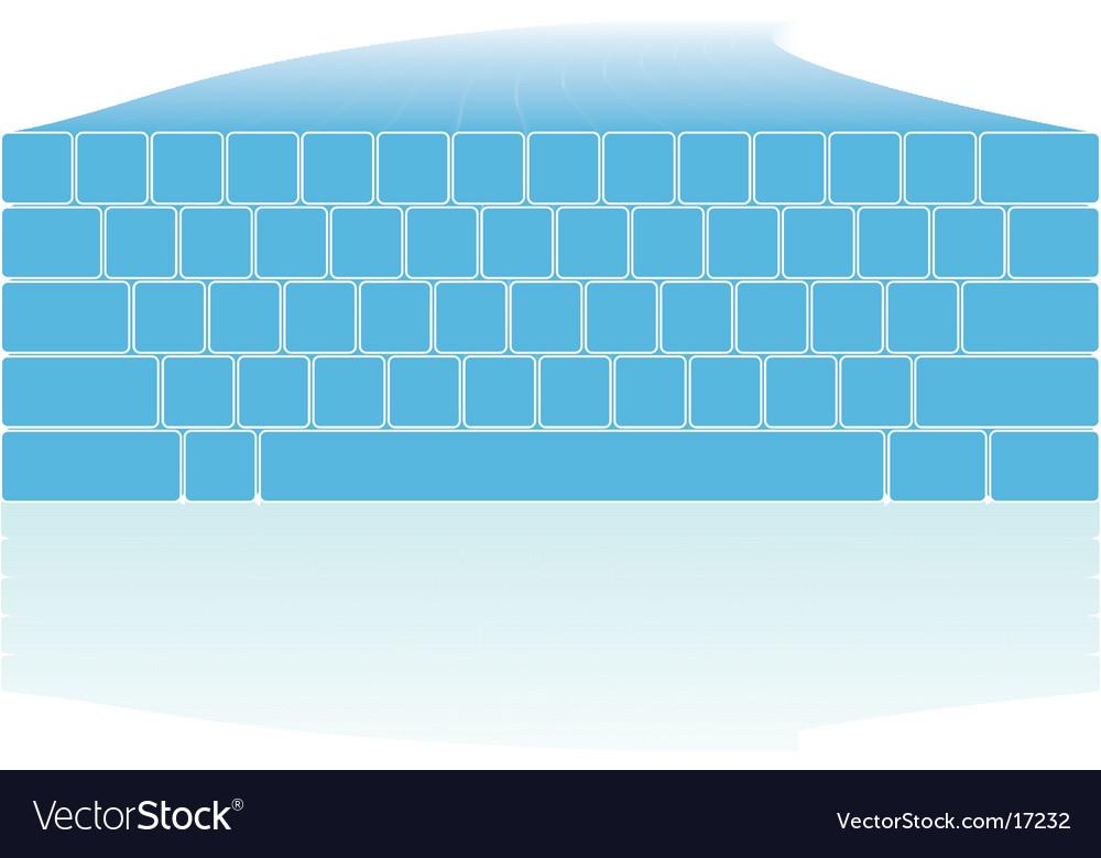 Keyboard blue vector   Price: 1 Credit (USD $1)