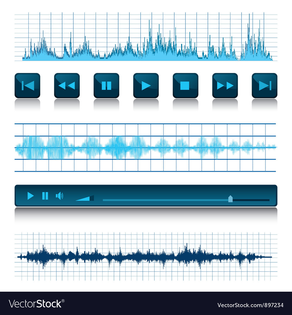 Music background vector | Price: 1 Credit (USD $1)