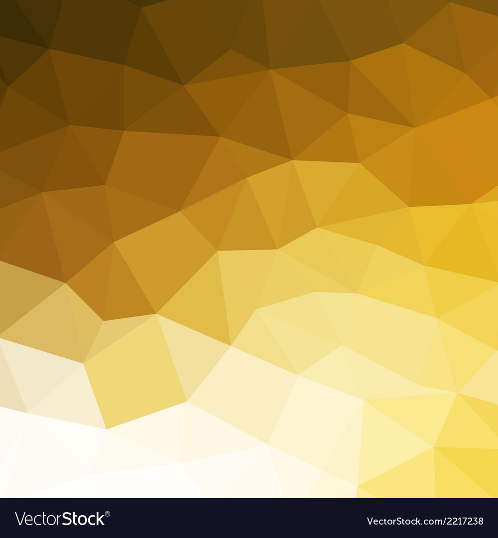 Abstract orange colorful geometric background vector | Price: 1 Credit (USD $1)