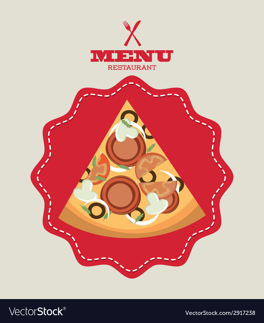 Fast food design vector | Price: 1 Credit (USD $1)