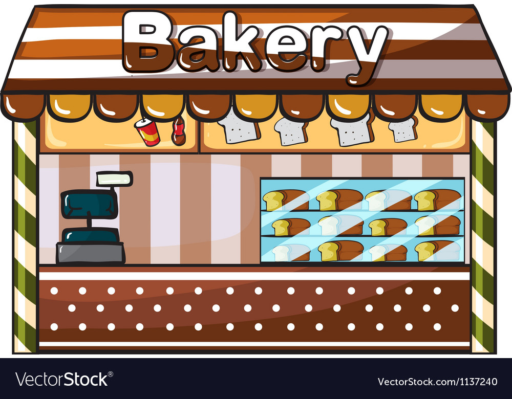 A bakery vector   Price: 1 Credit (USD $1)