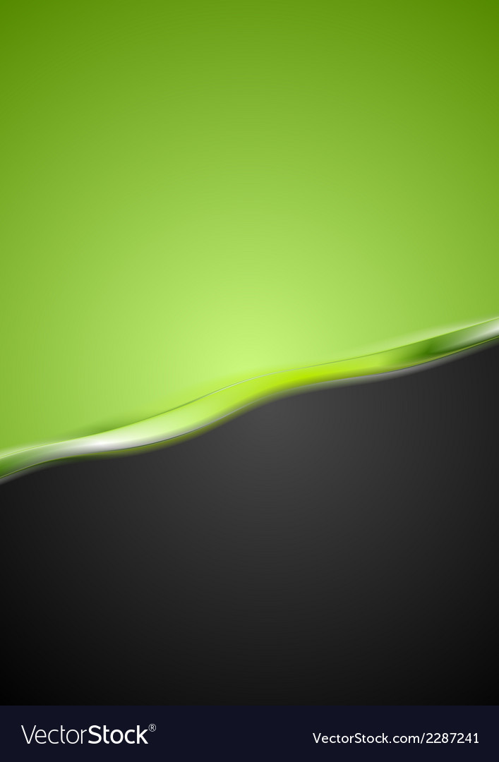 Abstract contrast wavy background vector | Price: 1 Credit (USD $1)