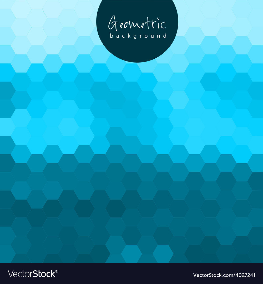 Geometric gradient background vector | Price: 1 Credit (USD $1)