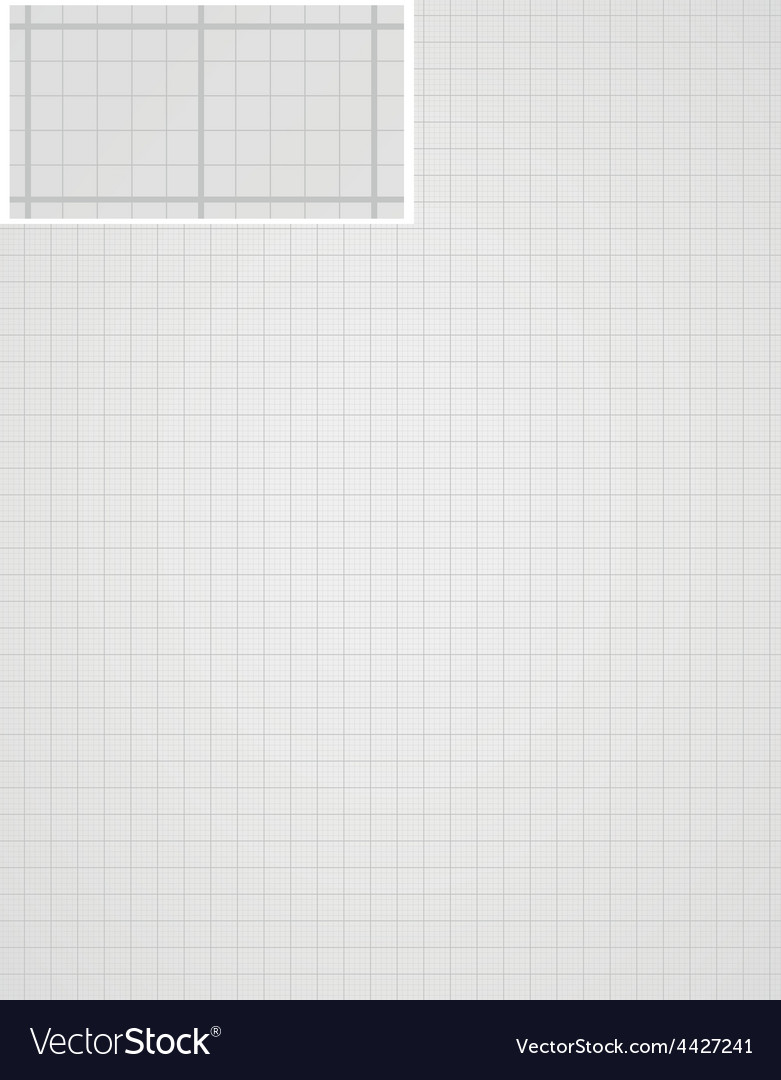 Graph paper vector | Price: 1 Credit (USD $1)