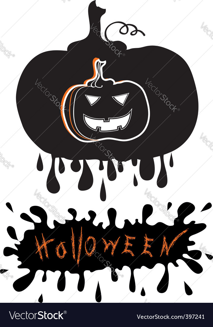 Halloween graphic vector | Price: 1 Credit (USD $1)