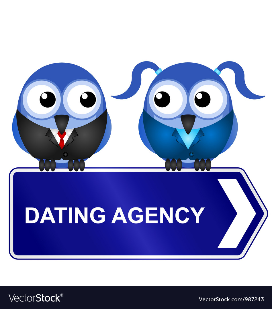 Dating agency vector | Price: 1 Credit (USD $1)