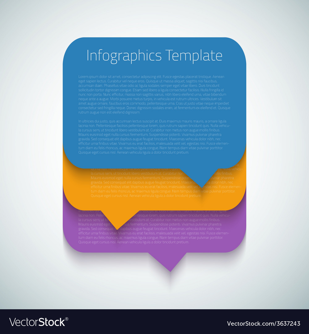 Web infographic timeline bubble template layout vector | Price: 1 Credit (USD $1)