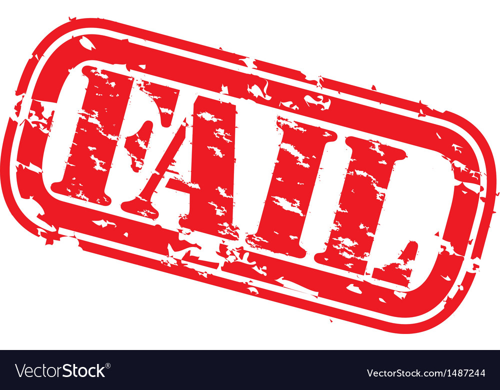 Fail stamp vector | Price: 1 Credit (USD $1)