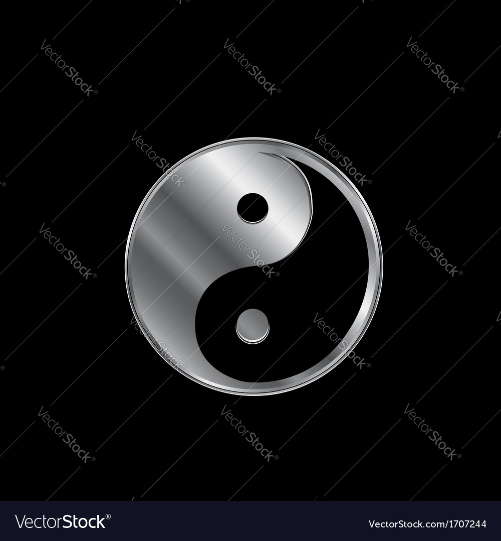 Symbol of harmony vector | Price: 1 Credit (USD $1)