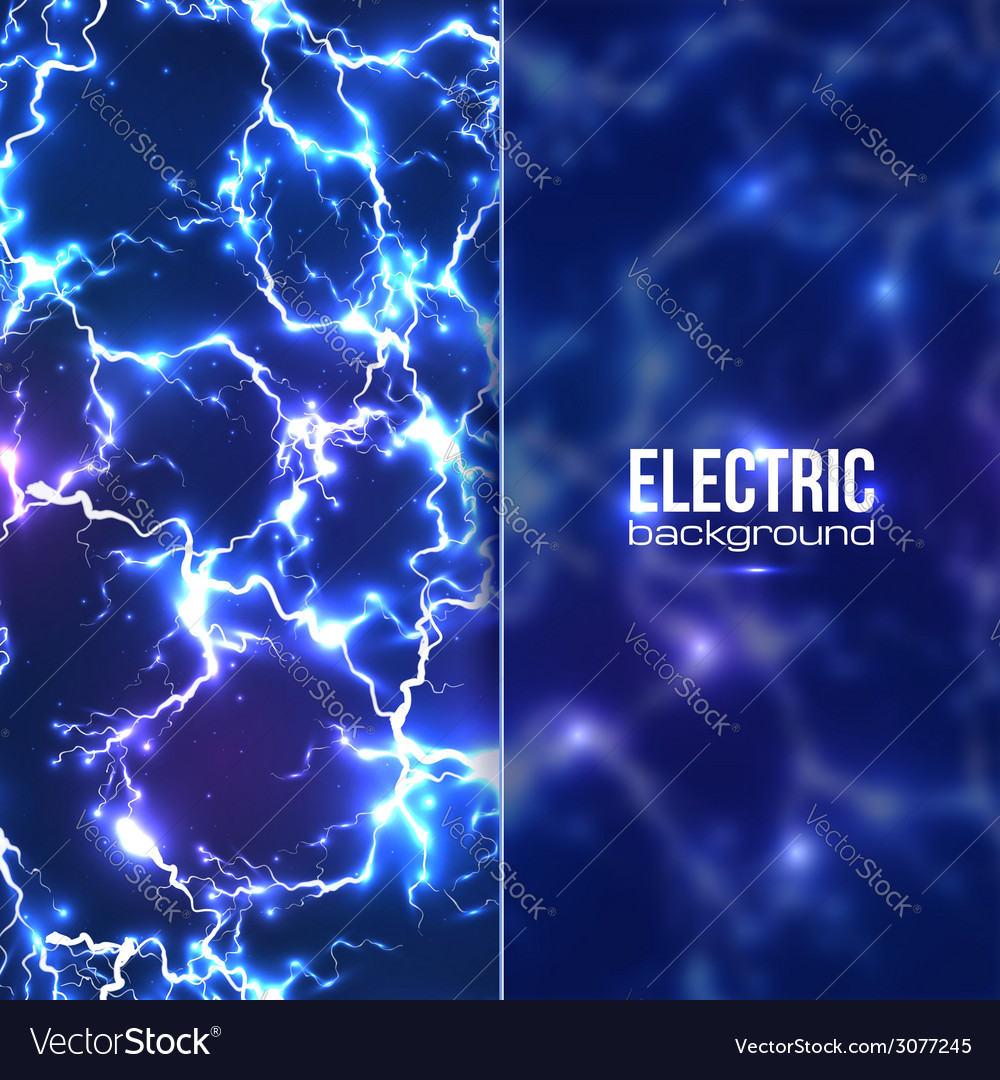 Electric background with plastic transparent vector | Price: 1 Credit (USD $1)
