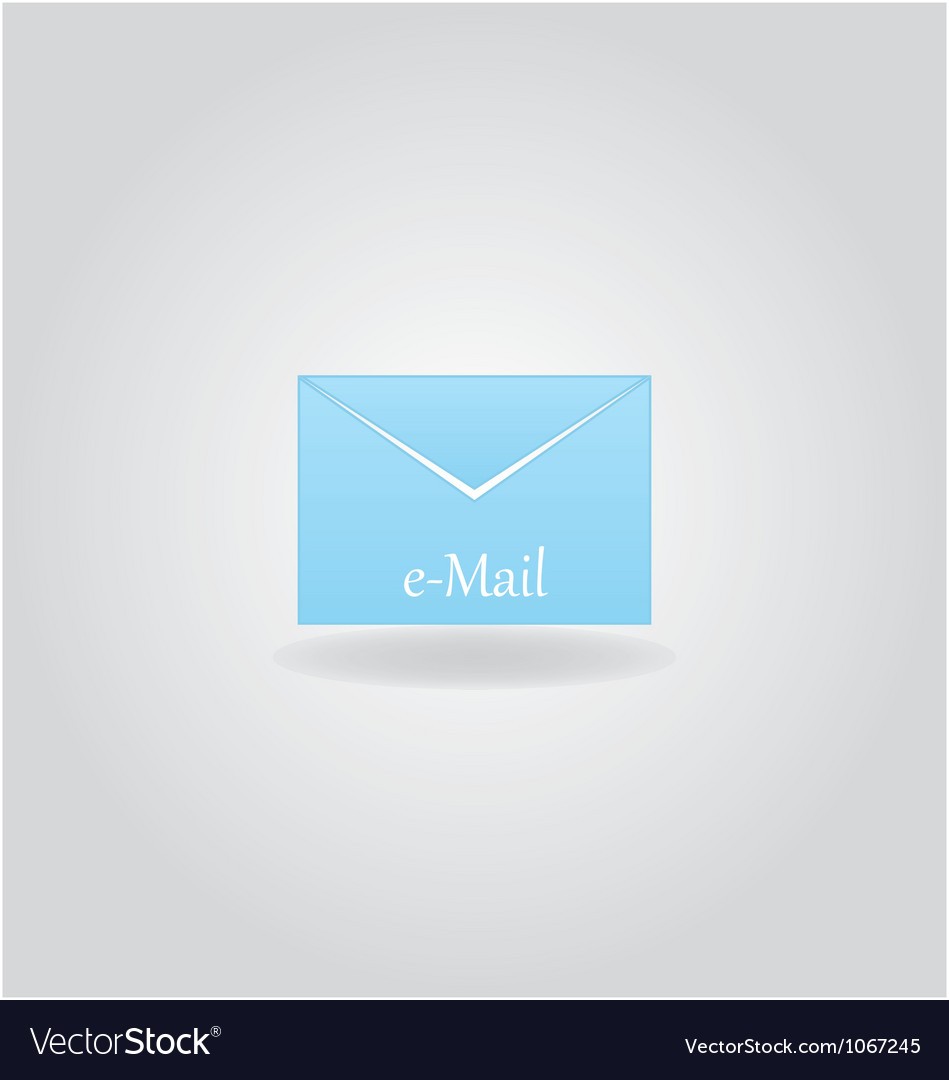 E-mail vector | Price: 1 Credit (USD $1)